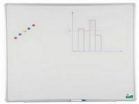 Bílá magnetická tabule